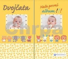 Dvojčata Naše první album!!! cena od 156 Kč