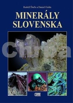 Rudolf Ďuďa, Daniel Ozdín: Minerály Slovenska cena od 495 Kč