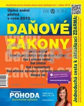 Donaumedia: Daňové zákony 2013 cena od 0 Kč