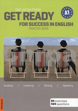 Polyglot Get Ready for Success in English A1 cena od 310 Kč