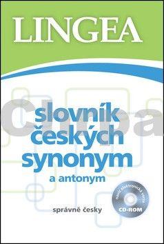 Lingea Slovník českých synonym a antonym cena od 347 Kč