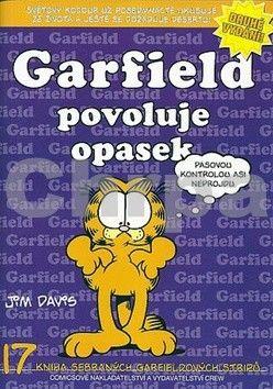 Jim Davis: Garfield povoluje opasek (č.17) 2.vydání cena od 68 Kč