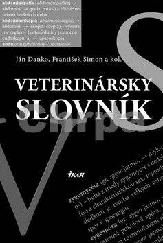 František Šimon: Veterinársky slovník cena od 2142 Kč