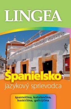 Lingea Španielsko jazykový sprievodca cena od 246 Kč