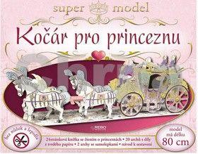 Kočár pro princeznu cena od 178 Kč