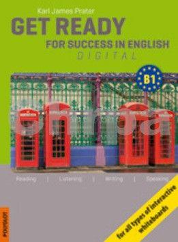Polyglot Get Ready for Success in English B1 Digital cena od 871 Kč