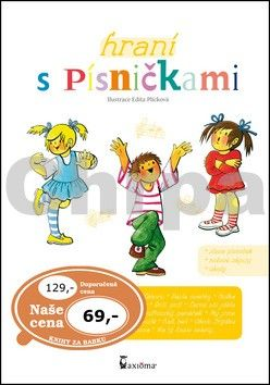 Edita Plicková: Hraní s písničkami cena od 48 Kč
