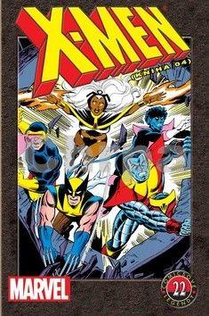 Chris Claremont: X-Men (kniha 4) - Comicsové legendy 22 cena od 187 Kč