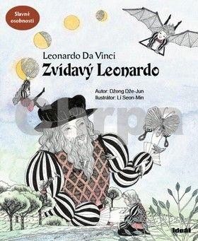 Lí Seon-Min, Džong Dže-Jun: Zvídavý Leonardo ((příběh o Leonardovi da Vinci) cena od 111 Kč