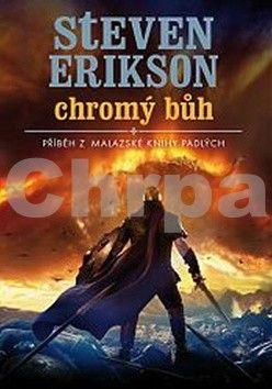 Steven Erikson: Chromý bůh cena od 159 Kč