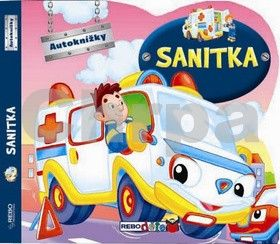 Sanitka - Autoknížky cena od 48 Kč
