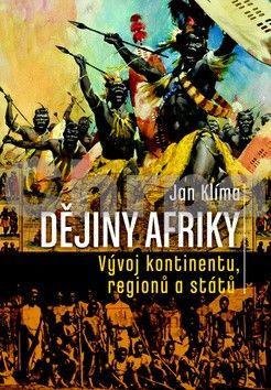 Jan Klíma: Dějiny Afriky cena od 359 Kč