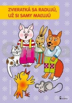 Renata Frančíková: Zvieratká sa radujú, už si samy maľujú cena od 65 Kč