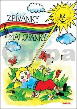 Lenka Brenkusová, Zdeňka Šichová: Zpívánky malovánky cena od 171 Kč