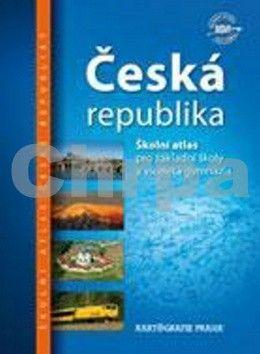 Kartografie PRAHA Česká republika Školní atlas cena od 93 Kč