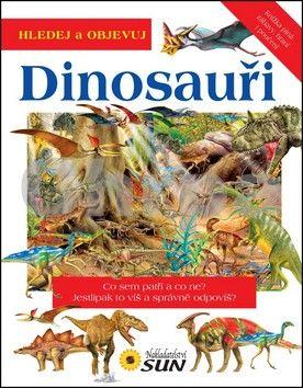 Arrendoro Fr., Rovira P.: Hledej - Dinosauři cena od 0 Kč
