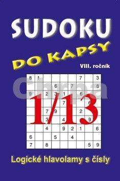 Sudoku do kapsy 1/13 cena od 48 Kč