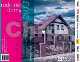 ERLIS projekt Katalogové projekty rodinných domů 2013 cena od 31 Kč
