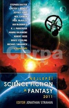 Jonathan Strahan: Nejlepší science fiction a fantasy 2011 cena od 309 Kč