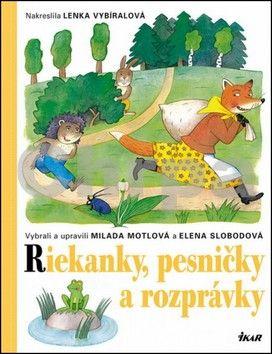 IKAR Riekanky, pesničky a rozprávky cena od 185 Kč