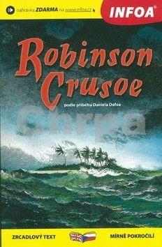 Daniel Defoe: Robinson Crusoe - Zrcadlová četba cena od 111 Kč