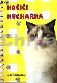 Jana Krajčovičová: Kočičí kuchařka cena od 144 Kč