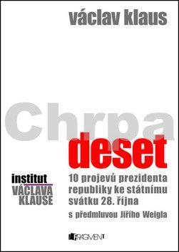 Václav Klaus: Václav Klaus – Deset cena od 135 Kč