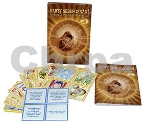 Zdenka Blechová: Karty sebepoznání aneb co mi sděluje duše a Vesmír (kniha + 24 karet) - 2. vydání cena od 281 Kč