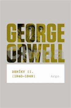 George Orwell: Deníky II.(1940-1949) cena od 274 Kč