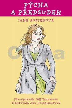 Jane Austenová: Pýcha a předsudek cena od 87 Kč