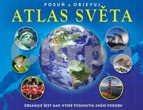Atlas světa cena od 315 Kč