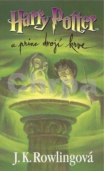 J. K. Rowling: Harry Potter a princ dvojí krve cena od 419 Kč