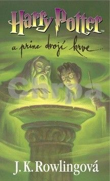 Joanne K. Rowlingová: Harry Potter a princ dvojí krve cena od 419 Kč