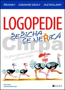 Ester Stará, Milan Starý: Logopedie cena od 148 Kč