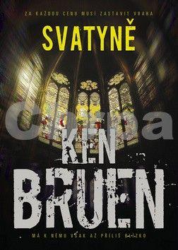 Ken Bruen: Svatyně cena od 129 Kč