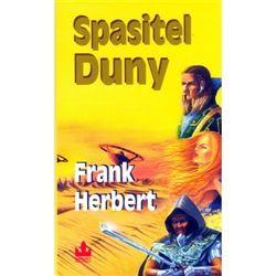 Frank Herbert: Spasitel Duny cena od 161 Kč