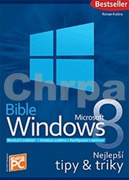 XXL obrazek Roman Kučera: Bible Microsoft Windows 8