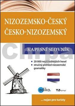 Nizozemsko-český/česko-nizozemský kapesní slovník cena od 137 Kč