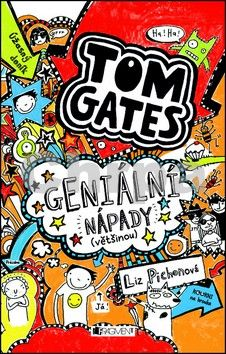 Liz Pichon: Úžasný deník - Tom Gates. Geniální nápady (většinou) cena od 203 Kč