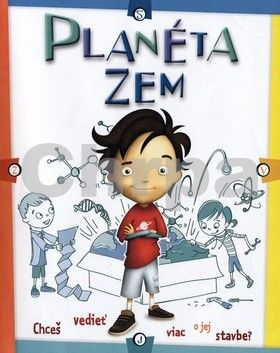 Fortuna Libri Planéta Zem cena od 175 Kč