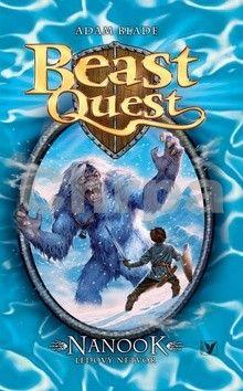 Adam Blade: Nanook, ledový netvor (5), Beast Quest cena od 101 Kč