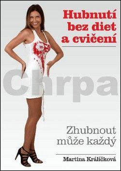 Martina Králíčková: Hubnutí bez diet a cvičení cena od 0 Kč