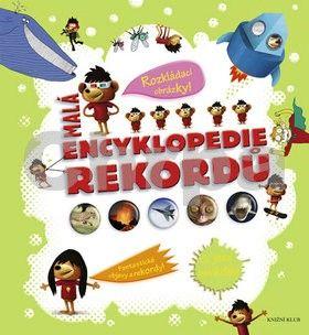 Delphine Grinberg: Malá encyklopedie rekordů cena od 223 Kč