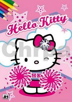 Omalovánka Hello Kitty cena od 15 Kč