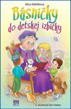 Alica Náhliková, Jan Vrabec: Básničky do detskej izbičky cena od 105 Kč
