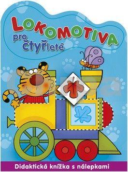 Aksjomat Lokomotiva pro čtyřleté cena od 0 Kč