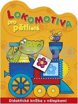 Aksjomat Lokomotiva pro pětileté cena od 31 Kč