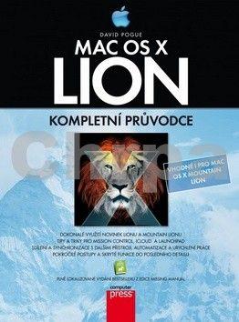 David Pogue, Jiří Fiala: Mac OS X Lion: Kompletní průvodce cena od 896 Kč