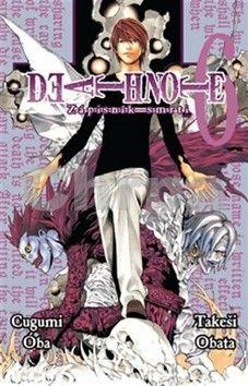 Takeshi Obata, Tsugumi Ohba: Death Note - Zápisník smrti 6 cena od 131 Kč