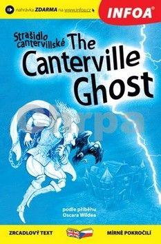 Oscar Wilde: Strašidlo Cantervillské /The Canterville - Zrcadlová četba cena od 106 Kč